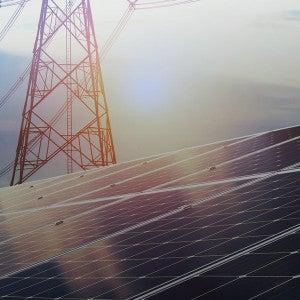 Solar Panels vs Utility