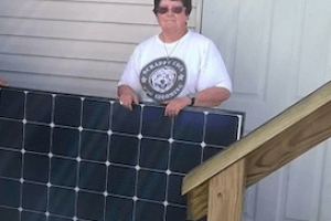 Sun Miner Testimonial: Susan and Roger Perry