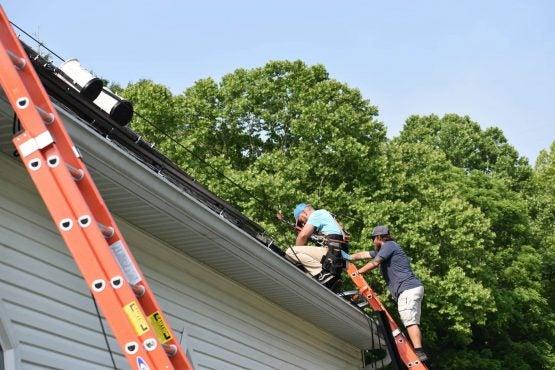 Glenville Presbyterian Solar Holler Install